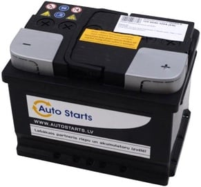 Auto Starts 12V 60Ah Openable Sections