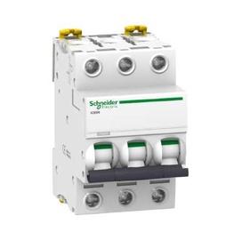 Automatinis jungiklis Schneider IC60N , 3P, C, 10A, 10kA