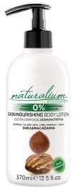 Naturalium Shea & Macadamia Body Lotion 370ml