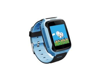 Išmanusis laikrodis vaikams Sponge See, mėlynas