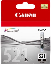 Rašalinio spausdintuvo kasetė Canon CLI-521BK BLACK