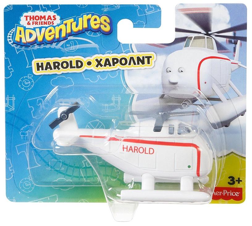 Fisher Price Thomas & Friends Adventures Harold Metal Engine DXT30
