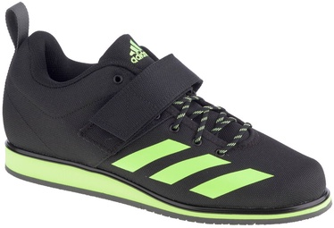 Adidas Powerlift 4 FV6596 Black/Green 45 1/3