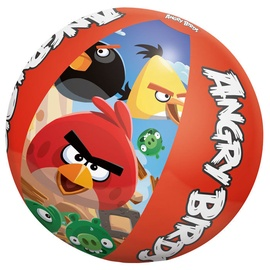 Bestway Inflatable Beach Ball Angry Birds 51cm 96101