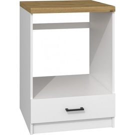 Top E Shop Kitchen Cabinet DP-60/82 White Matt/Artisan