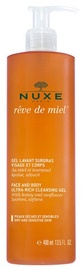 Nuxe Reve De Miel Face And Body Ultra Rich Cleansing Gel 400ml