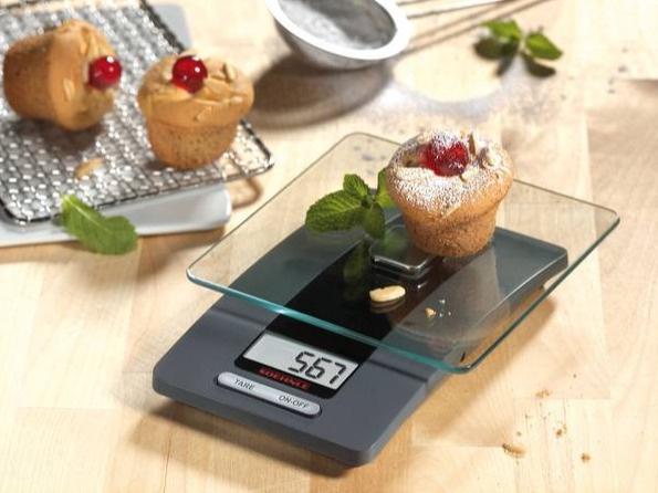 Elektrooniline köögikaal Soehnle Fiesta, must