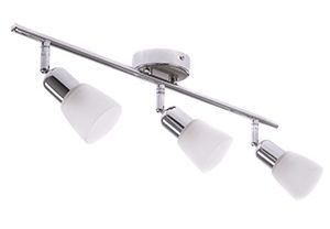 Verners Spotlight SIMPLE 5038-3A/CH Chrome
