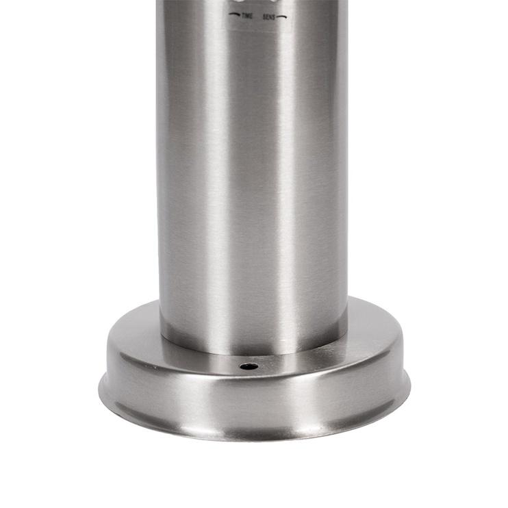 Pastatomasis šviestuvas su davikliu Domoletti DH7022-450 1X60W E27