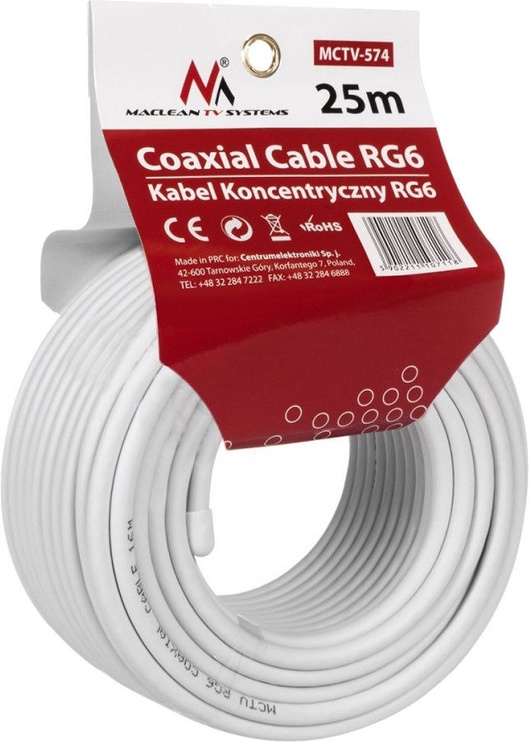 Провод Maclean Coaxial Cable 25m