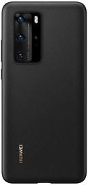 Huawei Plastic Back Case For Huawei P40 Pro Black