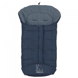 Детский спальный мешок Heitmann Felle Winter Cosy Toes 7965 MB, синий, 98 см
