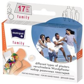 Matopat Family Plaster 17pcs