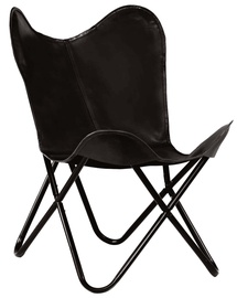 Детский стул VLX Butterfly 246385, черный, 560 мм x 760 мм