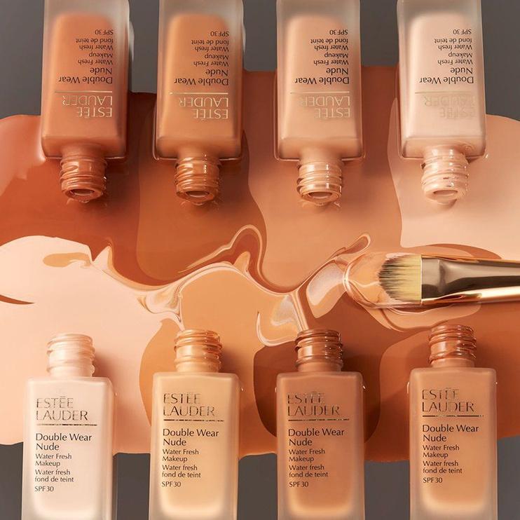 Estee Lauder Double Wear Nude Water Fresh Makeup SPF30 30ml 2C3