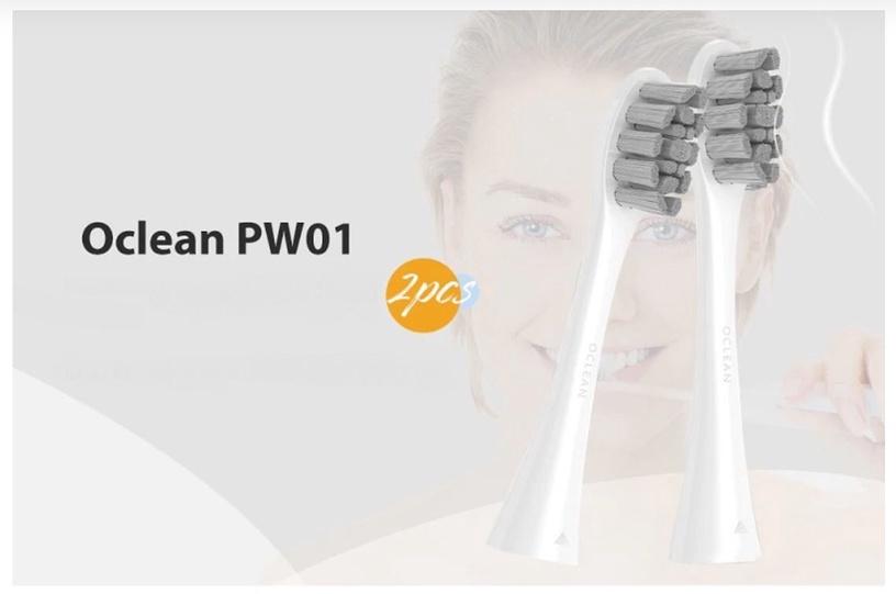 Насадка на зубную щетку Oclean PW01, 2 шт.