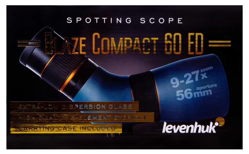 Levenhuk Blaze Compact 60 ED Spotting Scope