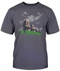 Minecraft Statue Premium T-Shirt