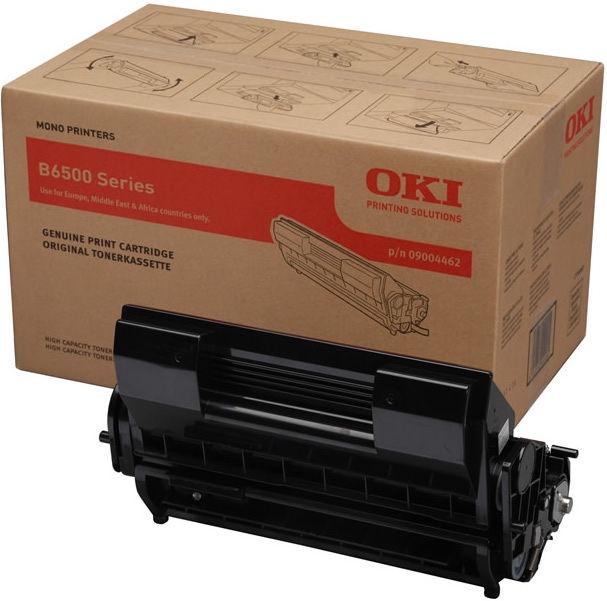 Lazerinio spausdintuvo kasetė Oki 09004462 Black