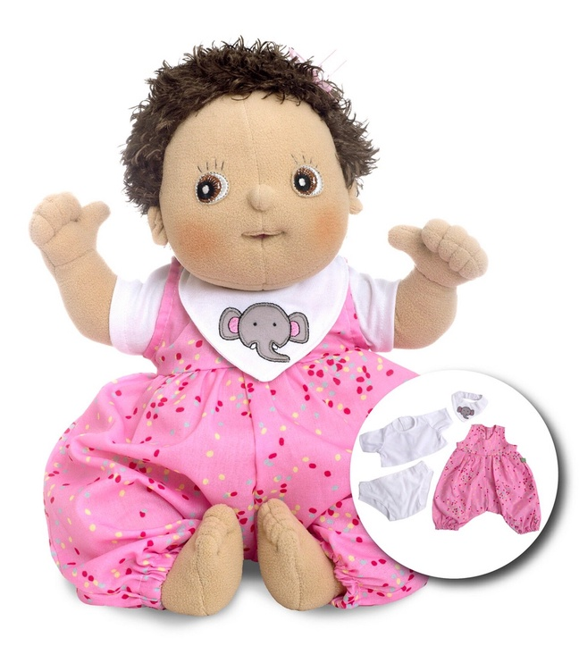 Кукла Rubens Barn Baby Molly 120094