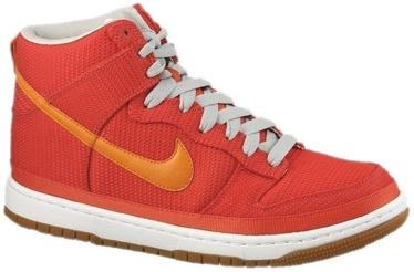 Nike Dunk High Supreme 324759-881 Orange 41
