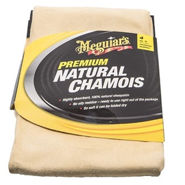 Salvetes Meguiars Natural Chamois
