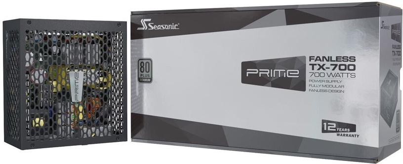 Seasonic Prime Fanless TX 700W
