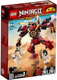 Konstruktorius Lego Ninjago 70665, nuo 7 m.