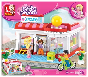 Sluban Girls Dream Supermarket 289pcs M38-B0529