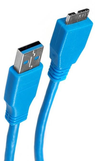 Адаптер Maclean MCTV-73x USB 3.0 to USB 3.0 Micro Adapter 3m