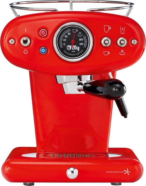 Kafijas automāts Illy X1 Anniversary Red