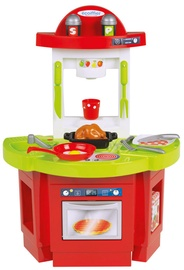 Ecoiffier Toy Kitchen Red/Green 8/1719S