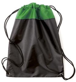 Tremblay Sport Shoes Bag Black/Green