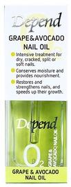 Depend O2 Grape&Avocado Nail Oil 11ml