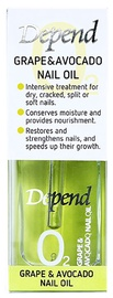 Depend O2 Grape&Avocado Nail Oil 11ml