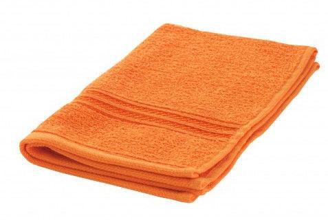 Axentia 116038 30 x 50cm Towel Orange