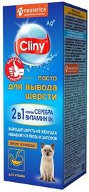 Пищевые добавки, витамины для кошек Ekoprom Cliny Hairball Remedy Chiken 30ml