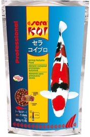 Sera KOI Professional Spring/Autumn Food 500g