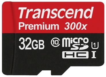 Transcend 32GB Micro SDHC Premium UHS-I Class 10