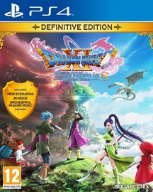 Dragon Quest XI S Echoes of an Elusive Age Definitive Edition PS4