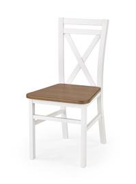 Svetainės kėdė Dariusz 2, balta