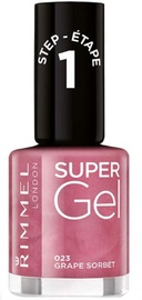 Rimmel London Super Gel By Kate 12ml 023