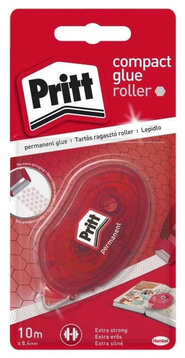 Pritt Compact Permanent Glue Roller 8.4mmx10m