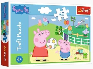Puzle Trefl Peppa Pig, 60 gab.