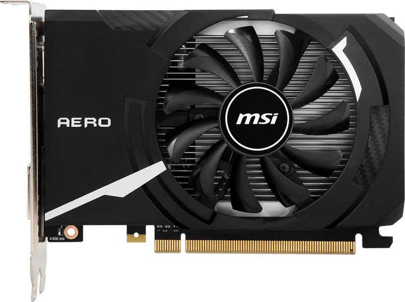 MSI Geforce GT 1030 Aero ITX 2GB DDR4 OC GT1030AEROITX2GD4OC