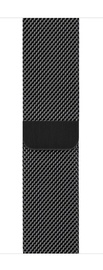 Apple 40mm Space Black Milanese Loop