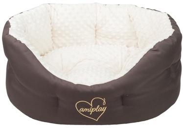 Amiplay Babydoll Colosseum Bed S 47x40x21cm Creamy