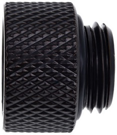 Alphacool Eiszapfen Extension Outer To Inner Thread G1/4 Black