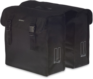 Basil Mara XL Double Bike Bag Black