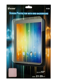 "Vakoss PS-3423 10"" Screen Protector Clear"